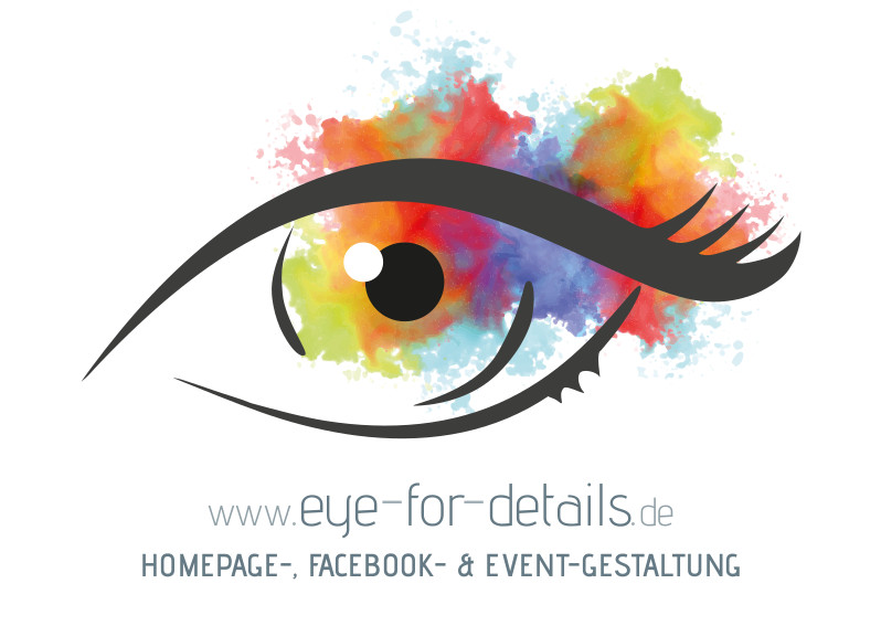eye for details – Clarissa Klatt – Homepage, Facebook & Event-Gestaltung