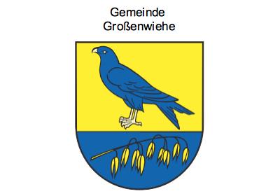 Wappen Gemeinde Grossenwiehe